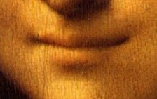 техния поднятия уголков губ Мона Лиза | Healthface