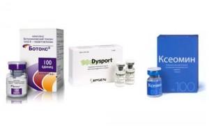 ботокс, диспорт, ксеомин | Healthface