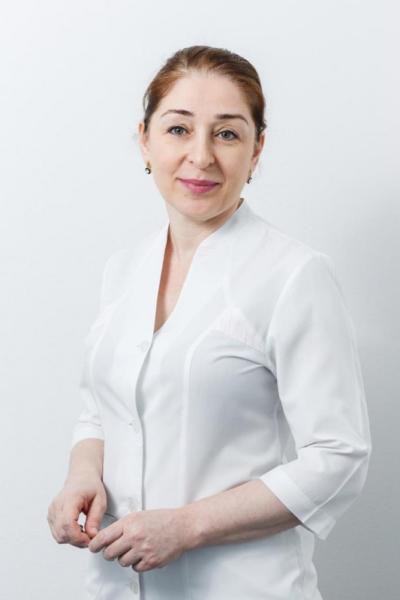 Зарема Яндиева   Healthface